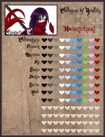 CoR: Heartchart C by Rothkind