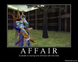 Demotivational: Affair by Mrfipp