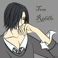 Tom Riddle by Medisante
