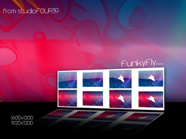 FunkyFly_pack by studioFOUR119