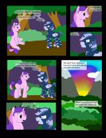 MLP: GoF Chapter 1 page 3 by dragospirit