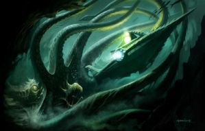 The Deep by PReilly