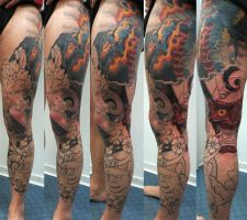 asia leg in progress... by graynd