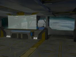 Bridge Command station by The-Didact
