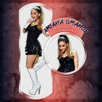 Photopack PNG / Ariana Grande / 23 by PamHoran