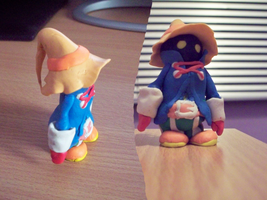 Vivi - Playdough :D by TheKatanaSoul