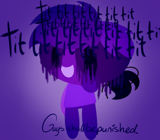 Lavender Town Bully by Norphy