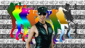 HARD GAY PSP WALLPAPER by Kukurobuki