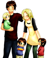 Nuite Family by Tennessee11741