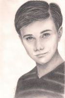 Chris Colfer by tojupiter