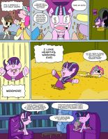 MLP Comic 50: Hearth's Warming Tale Woohoo! by Average-00