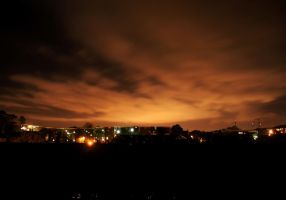 My Nighttime View by Emz-Photography