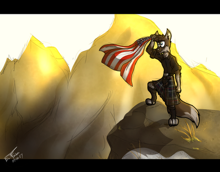 My Country by Fox-Fireborn