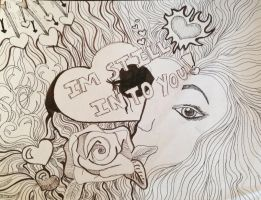 Still Into You: Paramore Fan Art by NatJack