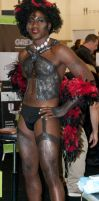 IMATS 2011 at the Grex Booth by Battledress
