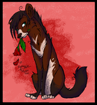 a rose for you -Speed paint- by Spaggled