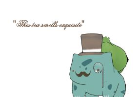 Aristocrat Bulbasaur (model DOWNLOAD) by YamiSweet