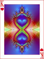 King of Hearts by titiavanbeugen