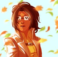 Hanji Zoe is pretty by Jazzie560