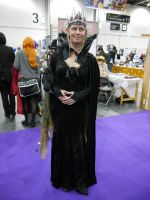 Queen Ravenna MCM Oct '12 by KaniKaniza