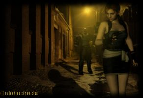 Jill Valentine Chronicles by Jill-Valentine666