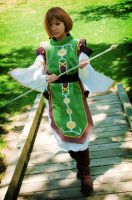Suikoden Cosplay: Luc 2 by Kotodama