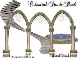 Celestial Stock Pack by BlackStock
