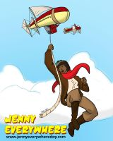 Jenny Everywhere 2013 by the-gneech