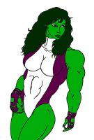 She Hulk for Toegar_10 of 10 by Mr-Marcus-81