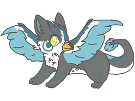griffin adopt auction CLOSED by P0CKYY