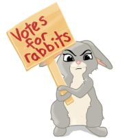Enchanted: Votes for Rabbits by sqbr