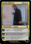 Josiah baldwin planeswalker by shoubu12