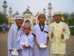 Pattani Central Mosque by ademmm