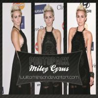 Photopack Miley Cyrus by LuuliTomlinson