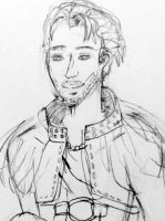 Anders Sketch by sudorlais