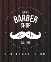 Barber Shop Badge by zaffa91