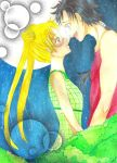 am I not good enough? Usagi/Seiya by Jin-emon