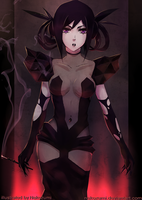 - THE GEISHA - by Nekozumi