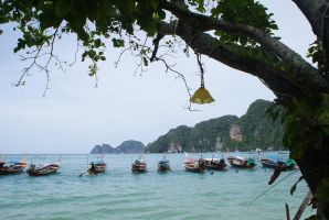 Koh Phi Phi by Cogs90