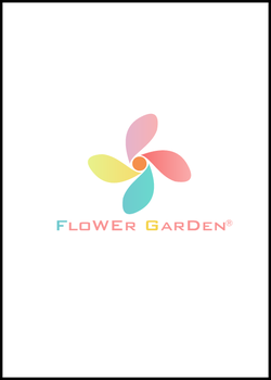 Flower Garden logotype by DesignerSK