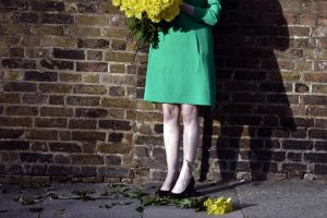 Vintage and Flowers by TheFrisbeeman