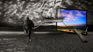 Rime of the ancient mariner by T3hSpoon