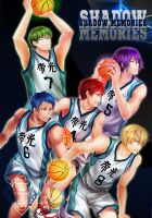 Kurobasu Fanbook: Shadow Memories by Eternal-S