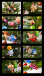 Christmas Ornaments by EatToast