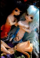 day 109 - dollzone event dolls by Kaalii
