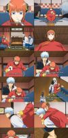 Kagura is fat from Gintama!!!  by BostonFanBryer