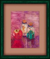 Still Life in Oils by fmr0