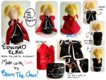 Puppets: Ed Elric by Beam-The-Chao
