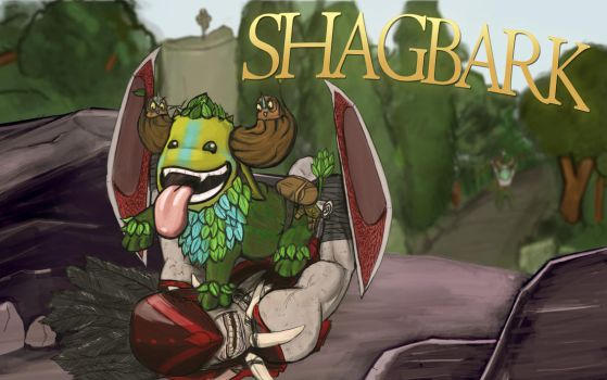 Shagbark! by jwsutts