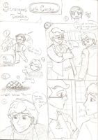 Strangers With Candy Doodlez by karlarei2003